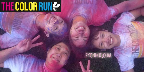 The Color Run 2014